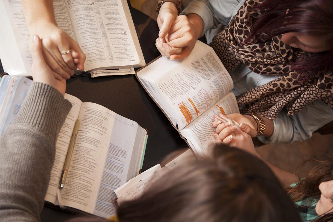 Jesus' Prayer Partners